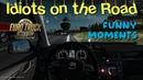 Funny Moments Idiots on the Road in Euro Truck Simulator 2 ETS2MP Сrash Сompilation