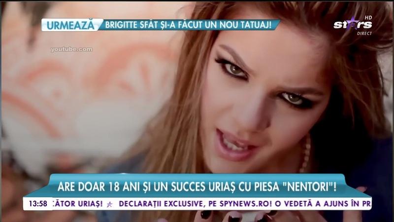 Arilena Ara a rupt topurile muzicale Are doar 18 ani și un succes uriaș