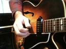 How to play a simple Chet Atkins finger picking tune called TRAMBONE