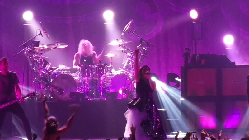 Evanescence - Bring Me To Life Koncert 2019
