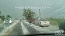07-29-19 Colorado Springs Co- Storms w Accumulating Hail 4 Deep-Cars Stuck- Beautiful Rainbow