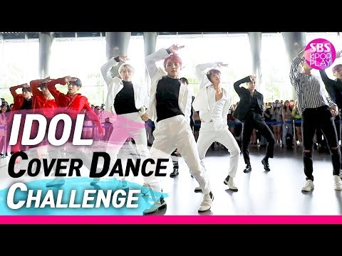 (Eng sub)[IDOL COVER DANCE CHALLENGE] 아스트로 X SF9 X 더보이즈 X CIX 아이돌 커버 댄스 챌린지 EXO LOVE SHOT