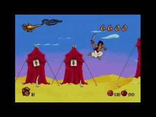 - Disney's Aladdin (SMD)