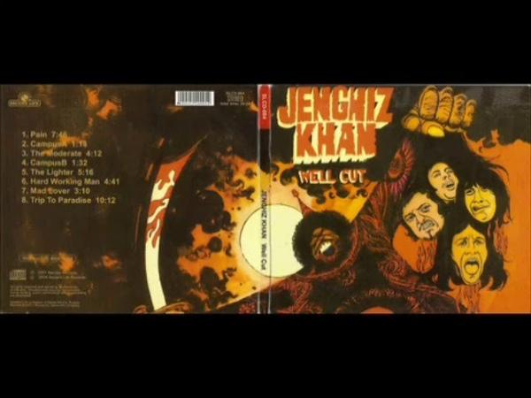 Jenghiz Khan - The Moderate (1971)