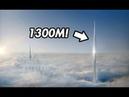NOWY NAJWYŻSZY BUDYNEK ŚWIATA W DUBAJU 1300 METRÓW!