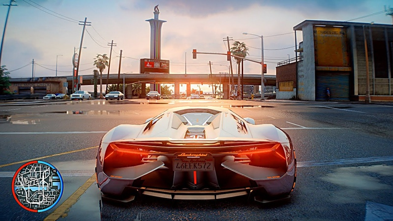 ◉ GTA 6 *NEW 2019* Graphics GEFORCE RTX™ 2080 Ti 8k 60FPS Next-Gen Graphics! [GTA 5 PC Mod]