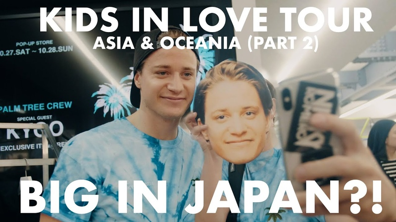 Kids In Love Tour Asia Oceania Part II