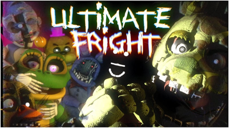 [SFM FNaF] ULTIMATE FRIGHT - DHeusta (collab wAstra Malerei)