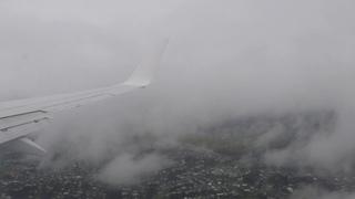 Wet Landing At Wellington INTL | VA101 | Virgin Australia