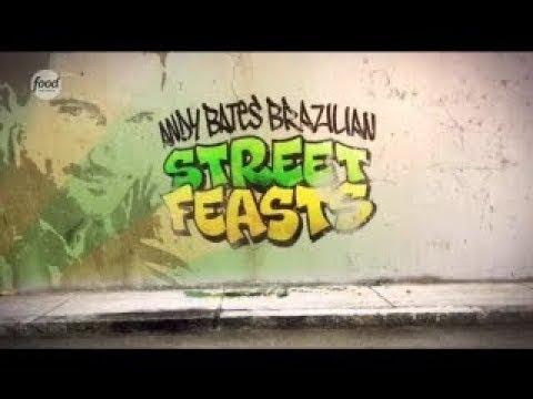 Бразильская уличная еда с Энди Бейтсом 1 сезон 9 эп Минас Жерайс Белу Оризон