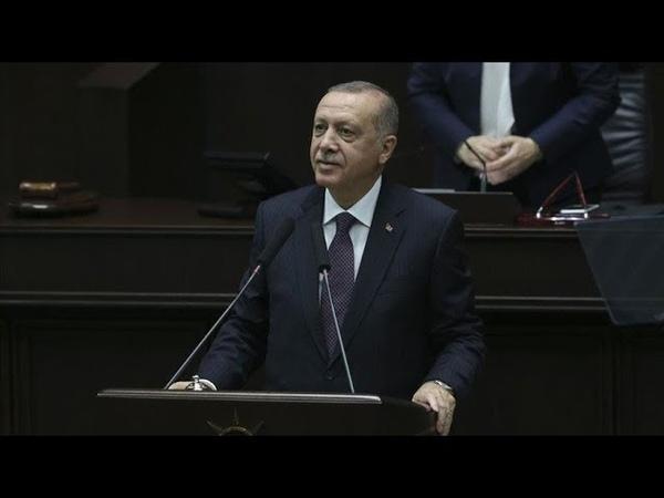 Cumhurbaşkanı Erdoğan İdlibde hava sahasını kullanamıyor oluşumuza bir hal çaresi bulacağız