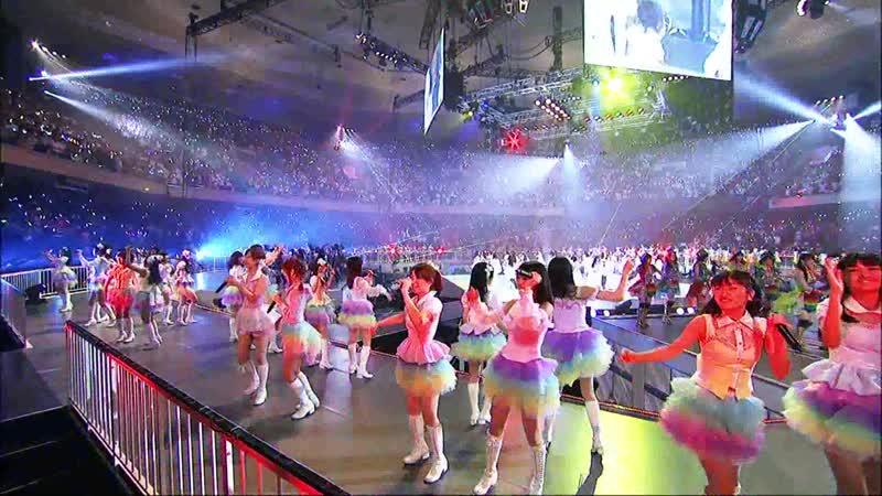 AKB48 SKE48HMB48HKT48 и др.-Heavy Rotation Ponytail to Shushu(2013)