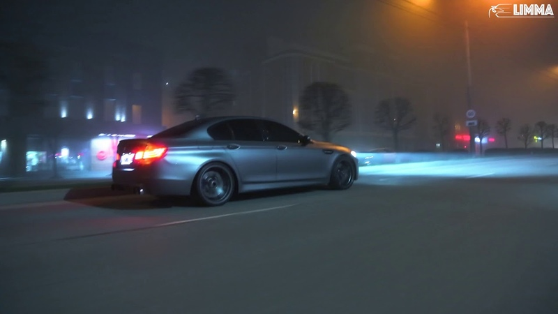 LIMMA GROUP BMW M5 F10 Stage 2 750HP