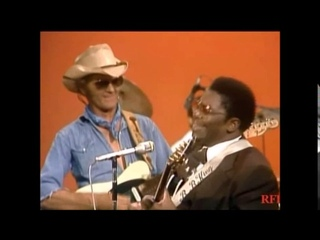 B.B. King & Jerry Reed - I Just Can't Leave Your Love Alone