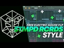 STMPD RCRDS Style Electro House Template [FREE FLP]
