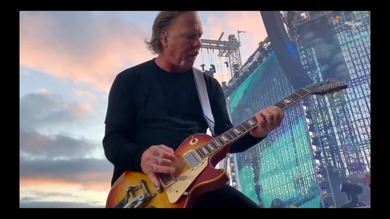 Metallica - Seek Destroy (Trondheim, Norway - July 13, 2019) [Multicam by MetallicaLiveHD]