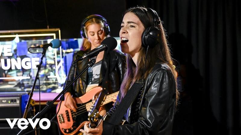 HAIM - Summer Girl in the Live Lounge