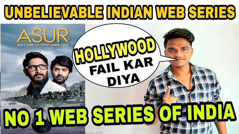Asur Web Series Review by Suraj Kumar G**nd Faadke Chamgaadad Kardiya