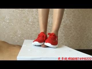 Chines footjob / foot fetish