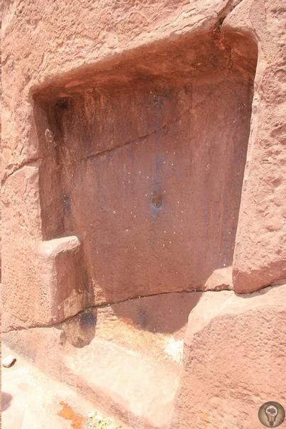 Неразгаданная тайна Араму Муру: таинственная «дверь» высеченная в скале
