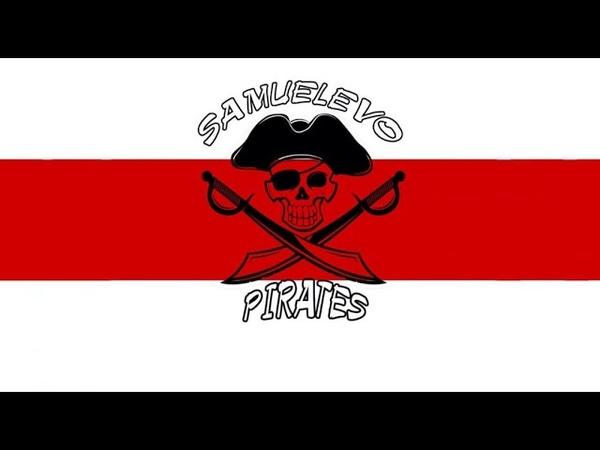 Pirates Samali МЗШ Минский завод шестерен 2тайм
