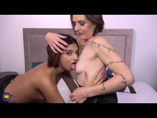 Asslicking, lesbian, old & young, lesbians, 1080p