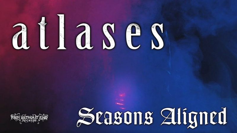Atlases - Seasons Aligned (Official Video | Post Melodic Death Metal)