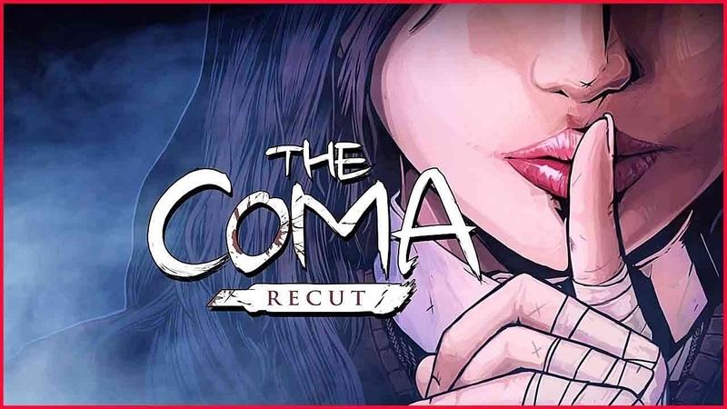 The Coma Recut ➤ Прохождение 1 ➤СХОДИЛ НА ЭКЗАМЕН
