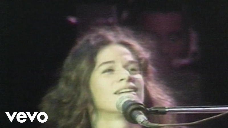 Carole King You Make Me Feel Like A Natural Woman Live from Oakland 1972