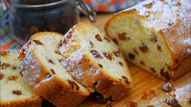 Творожный Кекс «НЕЖНОСТЬ» | Изумительный вкус! | Кулинарим с Таней