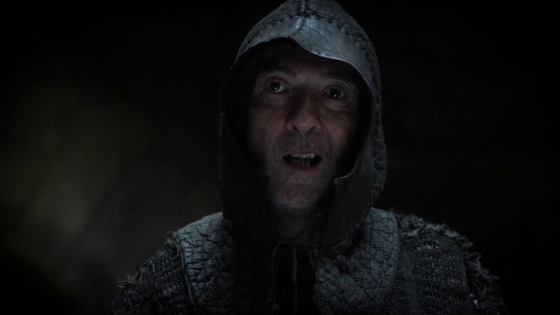 Youre not supposed to be here. No one is sup... Game of Thrones quote S01E02 Catspaw