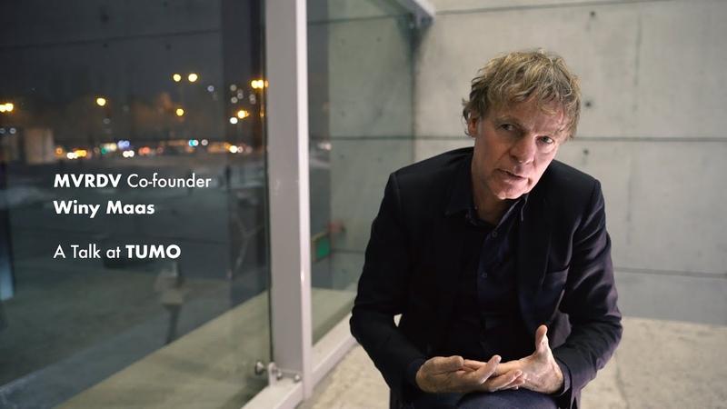 A Talk with Winy Maas at TUMO