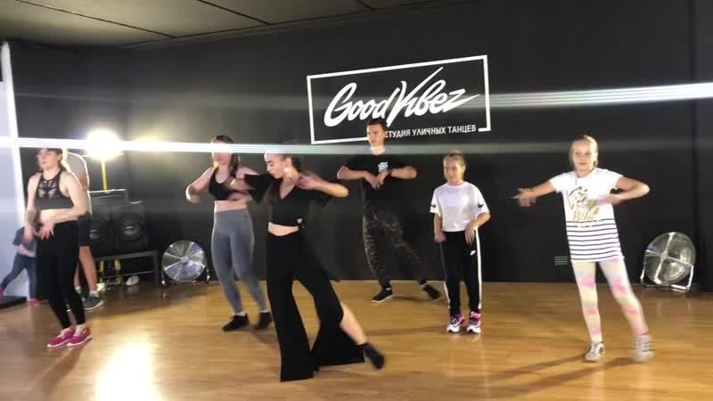 Открытый урок Choreo by Shabba Le