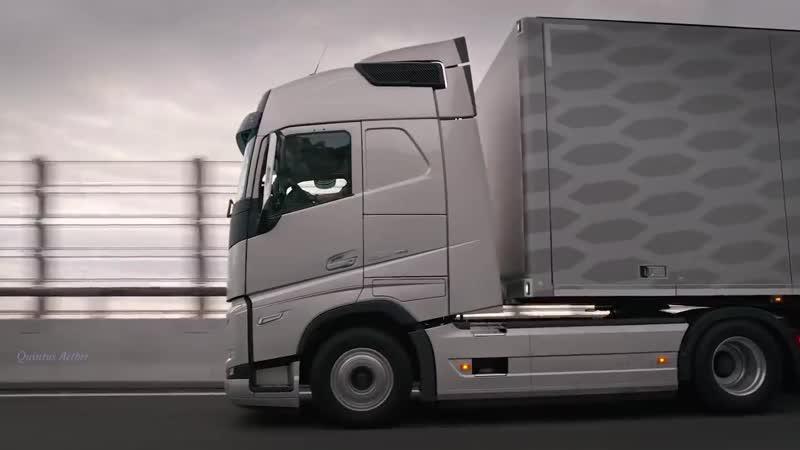 Music clip Italo Disco The new Volvo Trucks FH