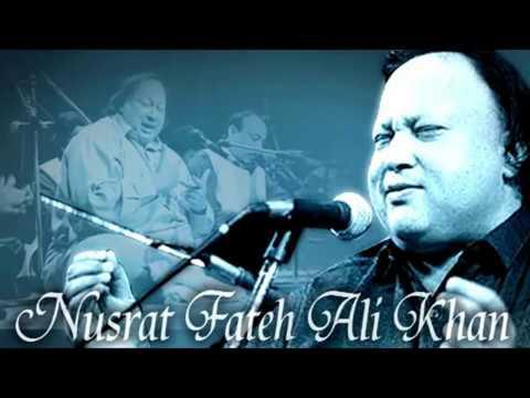 Dekh Kar Tujhko Main Gham Dilke Bhula Deta Hon by nusrat fateh ali khan