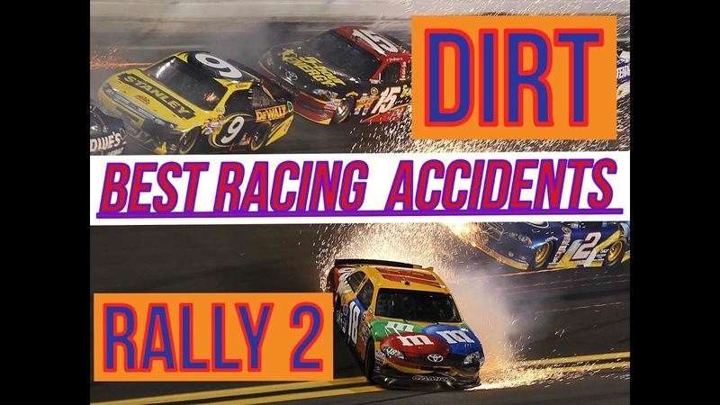Dirt Rally 2.0, Steam, Xbox one,Pc, Ps4. Best Racing Accidents ( part 1)