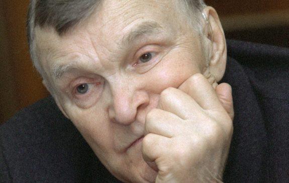 Русский писатель Юрий Бондарев - писатель на все времена