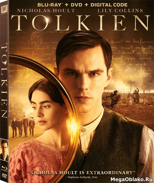 Толкин / Tolkien (2019/BDRip/HDRip)