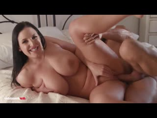 Angela White [Big tits, Big ass, Milf, Mom, Brunette, Hardcore, Passion, Orgasm]