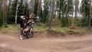 KTM SX 125 Wheelie Wednesday 2