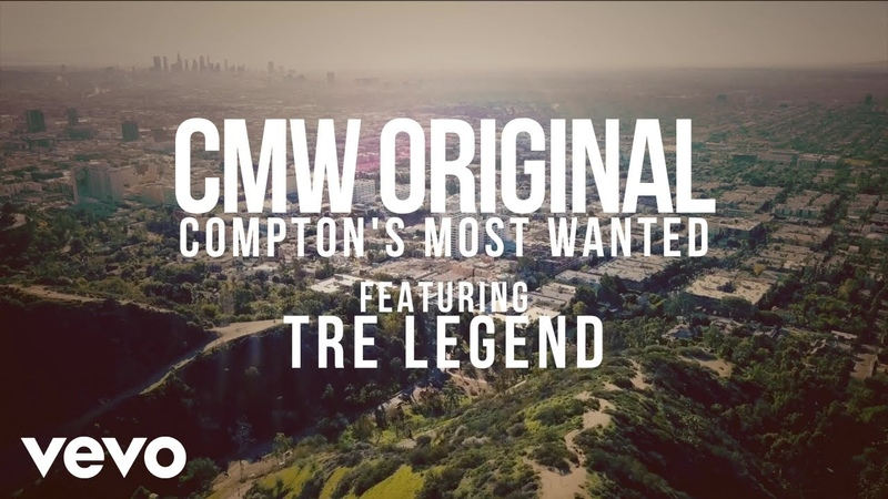 CMW COMPTON'S MOST WANTED NO REASON ft TRE LEGEND