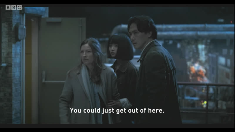 Giri/Haji : Season 1, Episode 8 (BBC Two 2019 UK)(ENG/Jap)