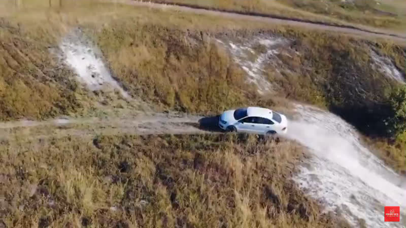 Off-road vw polo
