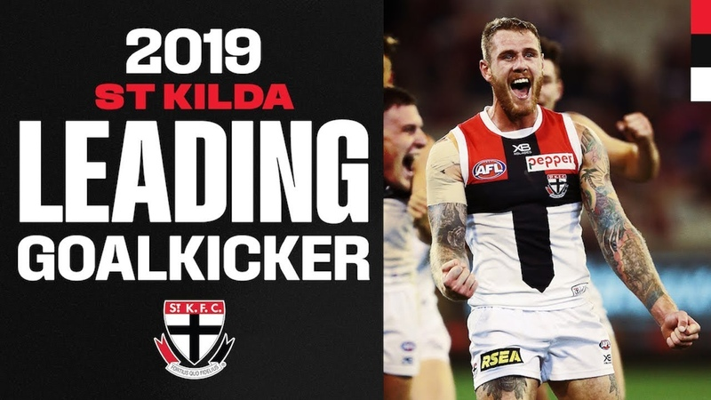 Every goal from Tim Membrey in 2019 | Leading Goalkickers | AFL