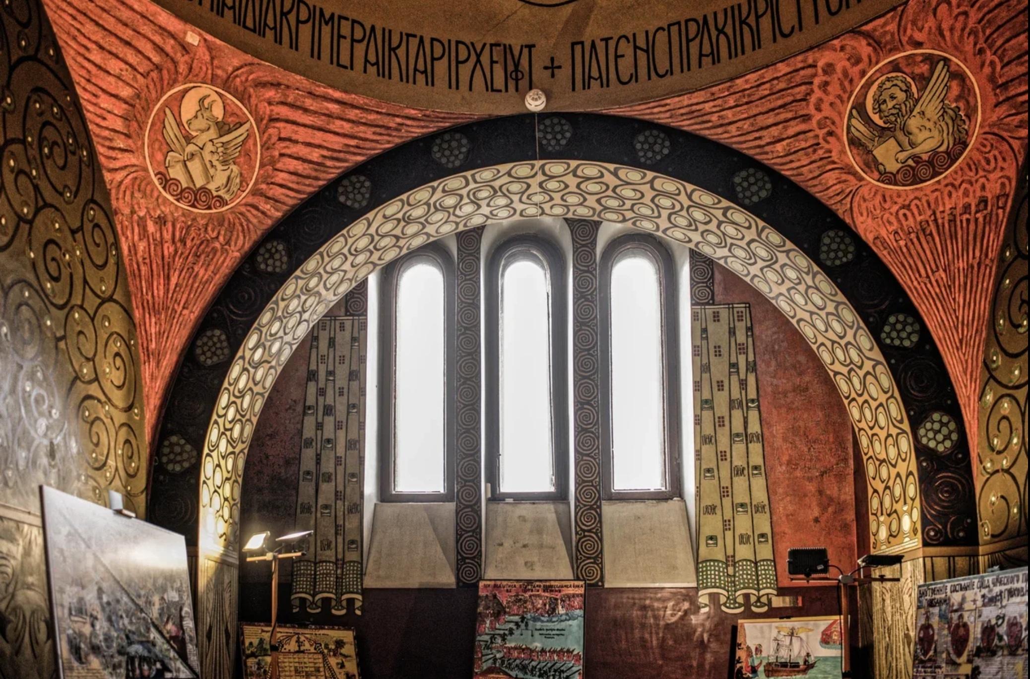 Заглянем в один из красивейших особняков Москвы?, изображение №7