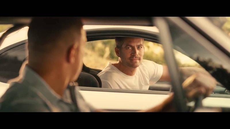 Hommage à Paul Walker Fin de Fast Furious 7
