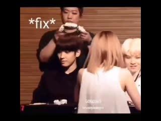 I wish all idol staff members were like this
