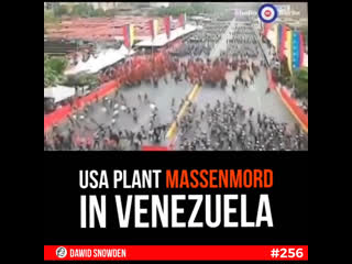 #256 usa plant massenmord in venezuela