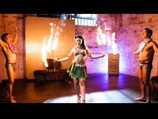 [BurningAngel] Jewelz Blu - Evil Tiki Babes Episode 1