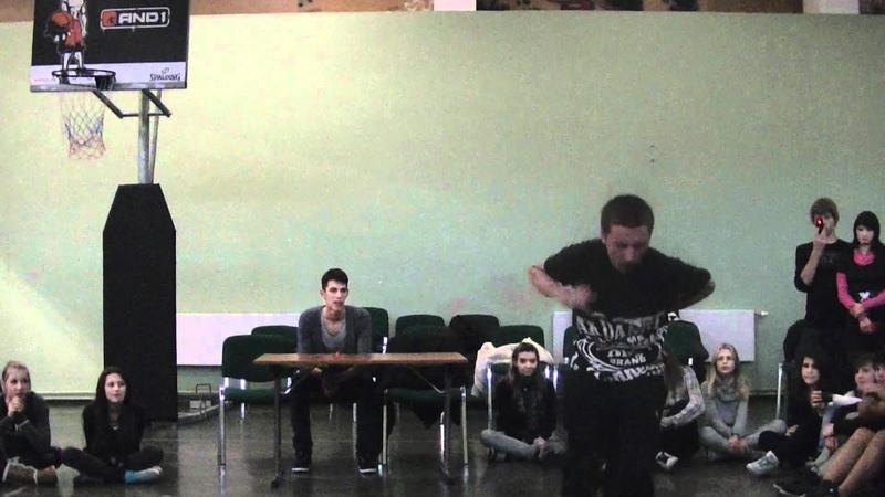 Vertifight in Tallinn 2 Demo de Jury - Don Vito (RUS)